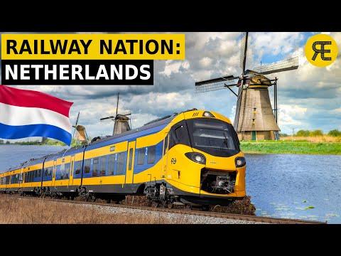 Dutch Railways: How All Railways Should Look