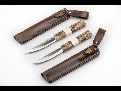 Якутские ножи (сталь М390)