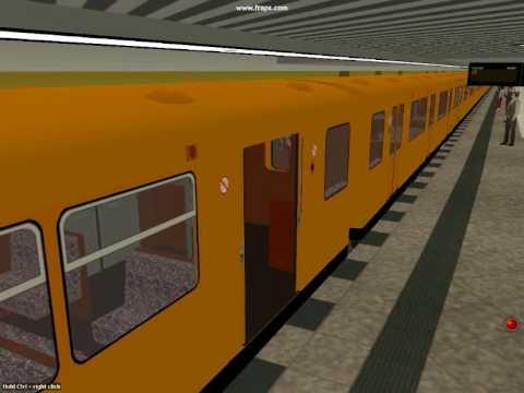 Trainz Railroad Simulator 2009: The faulty BVG F79