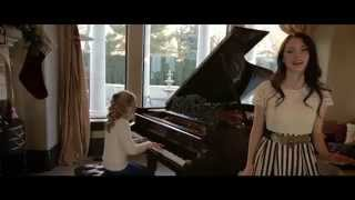 Breath of Heaven - Amy Grant (Cover by Maddie Wilson & The Piano Gal)