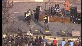 Roberts Gobziņš - Palestīniešu dziesma (Live @Roks pret Skrundas lokatoru)