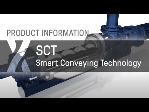 SEEPEX Smart Conveying Technology (SCT)
