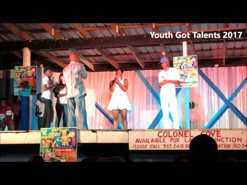 Youth Got Talents 2017 at Colonel Cove morant Bay