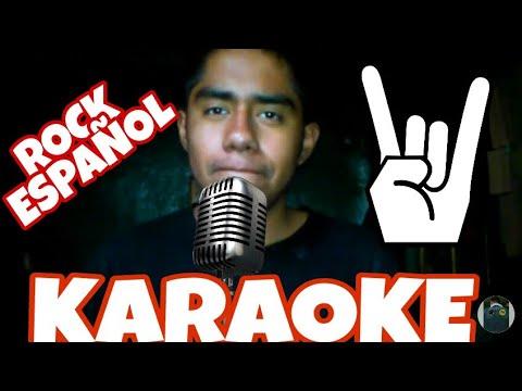 Karaoke|ROCK EN ESPAÑOL|DAVIDGARCIA