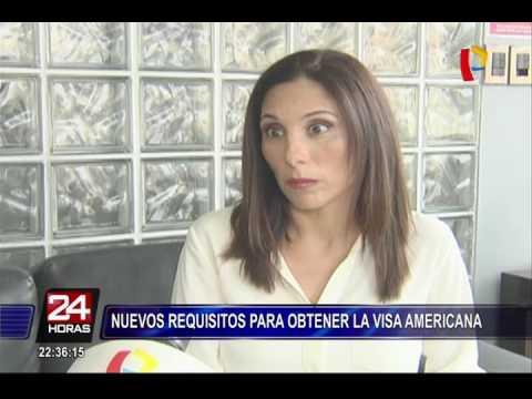 Conozca Los Nuevos Requisitos Para Obtener La Visa Americana