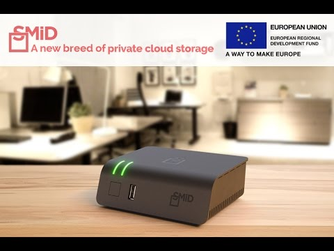 Cloud Data Encryption Device SMID: Total privacy in the cloud? Now it
