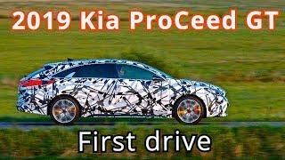2019 Kia ProCeed GT, first drive