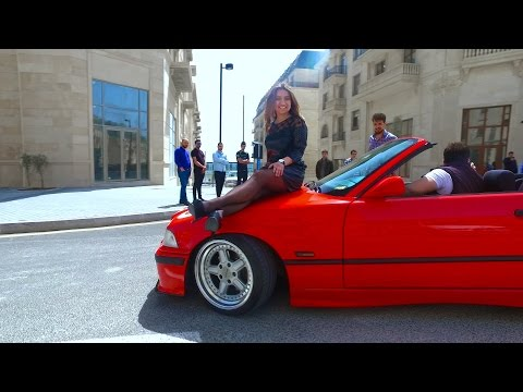 Bmw E36 meeting | Baku Squad | Busta Rhymes - H.O.L.L.A