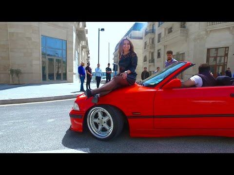 Bmw E36 meeting | Baku Squad | Busta Rhymes - H.O.L.L.A