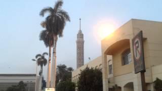 برج القاهرة Cairo tower | صوره من  برج القاهرة