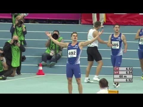 Leichtathletik TV Highlights: Deutsche Hallenmeisterschaften 2016
