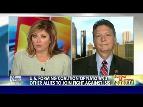 Rep. Lynn Westmoreland On ISIS, Ukraine And Russia: Obama's Foreign Policy Isn't Making The Grade