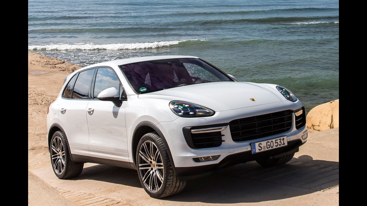 2015 porsche cayenne turbo s gets faster youtube