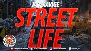 Jac Saavige - Street Life - August 2018