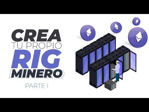 Como CREAR Un RIG De Minería Ethereum 2021 - Parte 1 - Minar Criptomonedas 2021