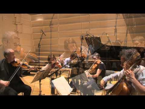 "Teo Gheorghiu / Carmina Quartet: Dvorak, ""Dumka"" from Piano Quintet Op. 81"