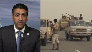 Rep. Ro Khanna: By Blocking Yemen Resolution, House GOP Is Abdicating Its Duty to Decide War & Peace