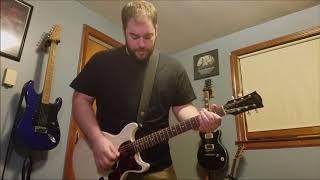 Green Day - Desensitized Guitar Cover