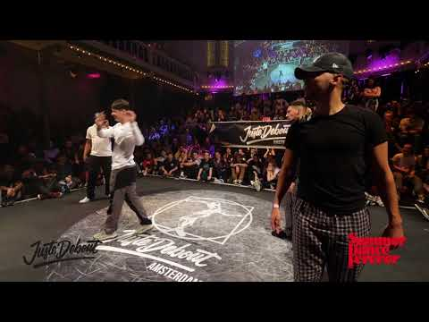 Final Popping - Juste Debout Holland 2018