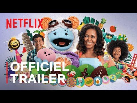 Vaffel og Mochi | Officiel trailer | Netflix