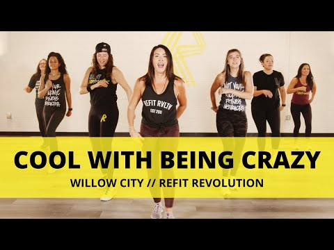 """""""Cool With Being Crazy"""" 