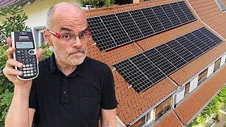 Lohnt sich unsere Solaranlage? (2-Jahres-Bilanz) | dieserdad