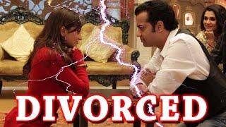 Rahul Mahajan-Dimpy Ganguly :DIVORCED