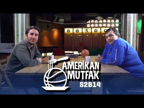 Jimmy Butler Takası, Kyrie Irving, Brook Lopez, Damian Lillard I Amerikan Mutfak S2B14