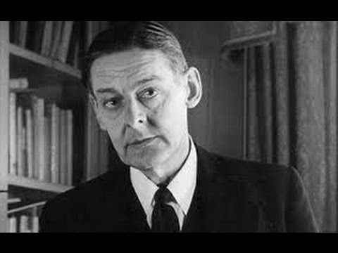 T.S. Eliot - BBC Arena Portrait 1/6