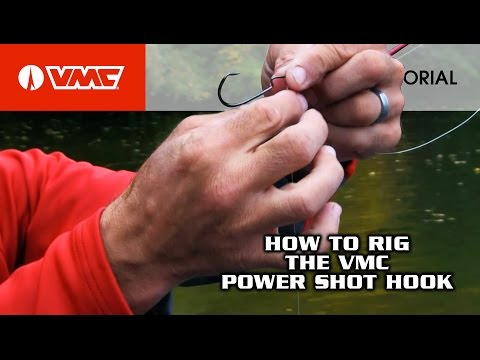 Rigging the VMC® SpinShot® and Power Shot®