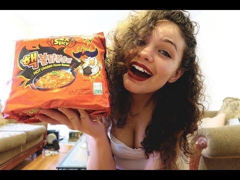 2x Ramen Noodle Challenge (INTENSE)