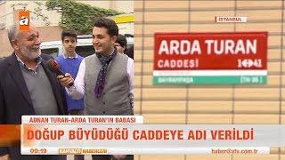 Arda Turan'ı gururlandıran jest - atv Kahvaltı Haberleri