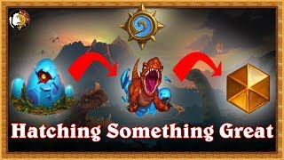 Hearthstone: Hatching Something Great In Legend