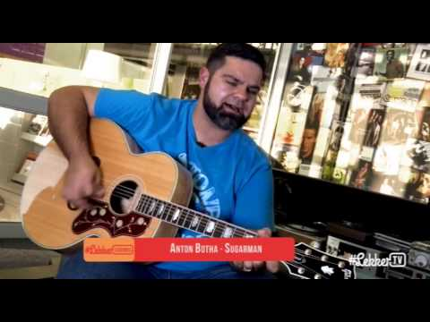 Legendes 40 – Anton Botha: Doouble back-to-back unplugged performance