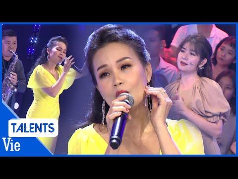 """Cẩm Ly bất ngờ xuất hiện tại Ký Ức Vui Vẻ, live """"Em sẽ là người ra đi"""" khiến bao trái tim thổn thức"""