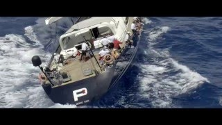 Racing highlights from the 2015 Loro Piana Caribbean Superyacht Regatta & Rendezvous