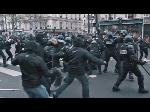Paris Burning: A City is Bleeding