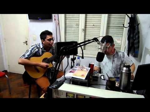 Ezequiel Romano en Radio de Folclore 98.9