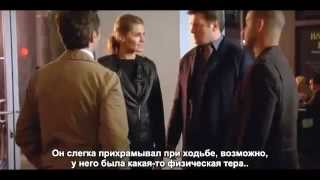 Castle Season 4 Bloopers (Russian Subtitles)