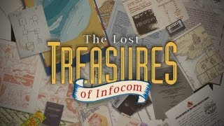 Lost Treasures of Infocom - Universal - HD Gameplay Trailer