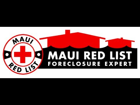 Foreclosure Auction Maui Hawaii 7/20/2017 105 Anuenue Place Kula HI 96790