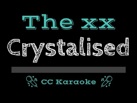 The xx   Crystalised CC Karaoke Instrumental