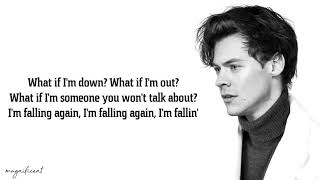 Download Harry Styles - Falling (Lyrics) Mp3 and Videos