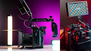 The PERFECT Handheld Rig | How to BUILD a camera Rig | GH5