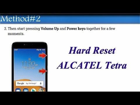 Alcatel Tetra Video clips - PhoneArena