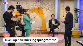 TERUGKIJKEN: Jongeren in gesprek met Mark Rutte