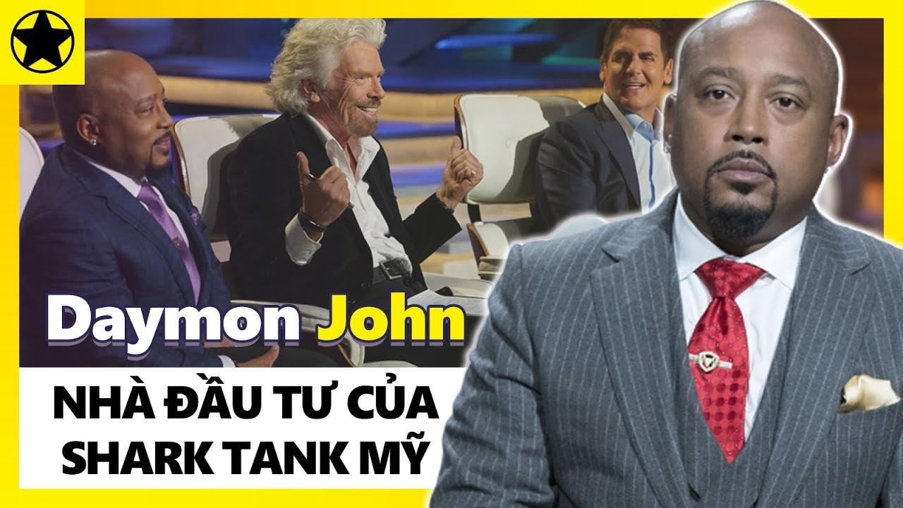 Triệu Phú Daymon John - Từ Cậu Bé Dọn Tuyết, Đến Nhà Đầu Tư Đình Đám Của Shark Tank Mỹ