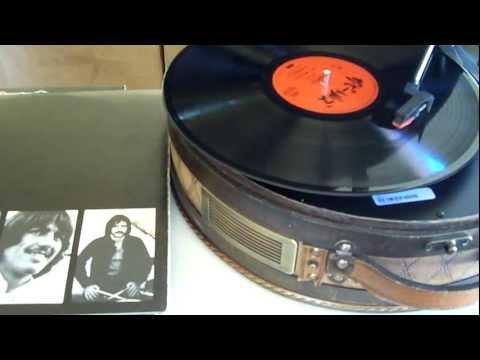 Beatles Black Album on Vinyl  I Threw it All Away & Moma Youve Been on my Mind George Harrison