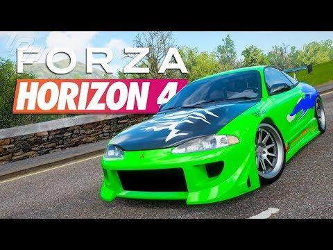 Alle Mitsubishi getunt!! Endlich zurück!! - FORZA HORIZON 4 | Lets Play thumbnail