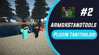 Minecraft Plugin Tanıtımları || Armor Stand Tools #2